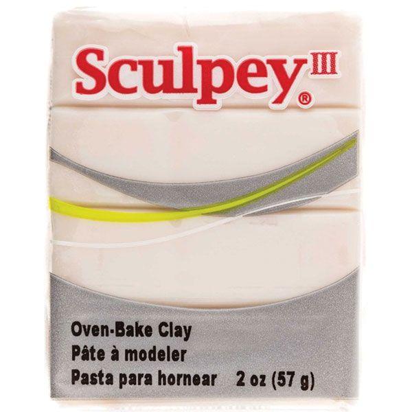 Sculpey Translucent Clay 2oz