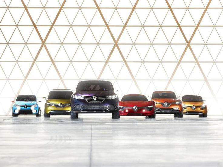Renault family by Laurens van den Acker.