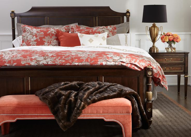 28 best Ethan Allen Bedrooms images on Pinterest Ethan allen