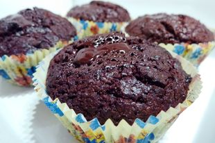 Csokis muffin deluxe
