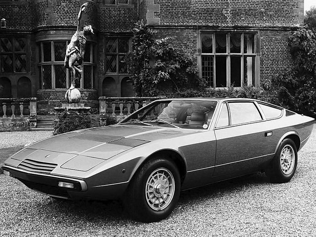 Maserati Khamsin | Flickr - Photo Sharing!