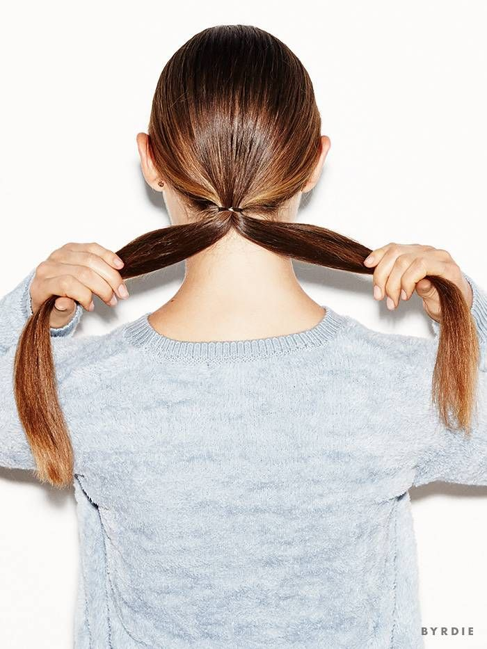 How to Master the Cool-Girl Version of a Low Bun | Byrdie