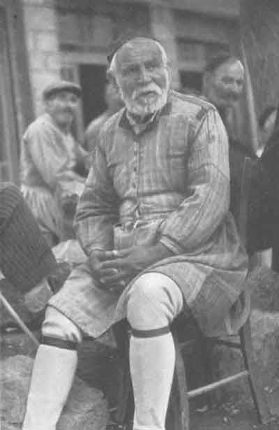man from Arachova
