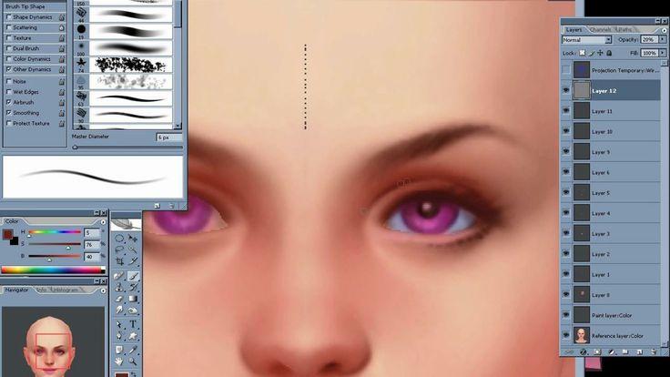 Projection texturing (part 2) on Vimeo