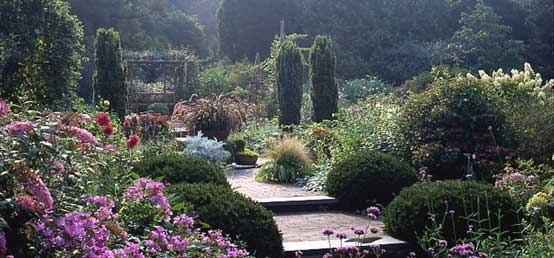 Wave Hill - Bronx, NY - Wonderful views of the Hudson River and great gardens