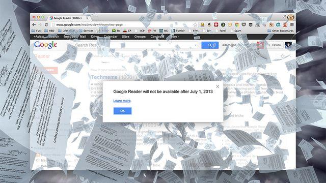 32 best Death of Google Reader images on Pinterest Death