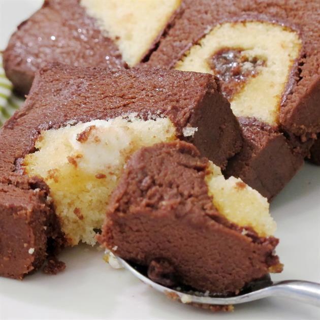 Gelado de bolo