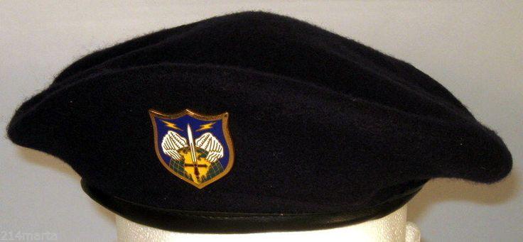 North American Aerospace Defense Command (NORAD) USAF Crest Badge SP Beret