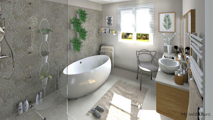100 best Salle de bain / wc images on Pinterest | Bathroom, Bathroom ...