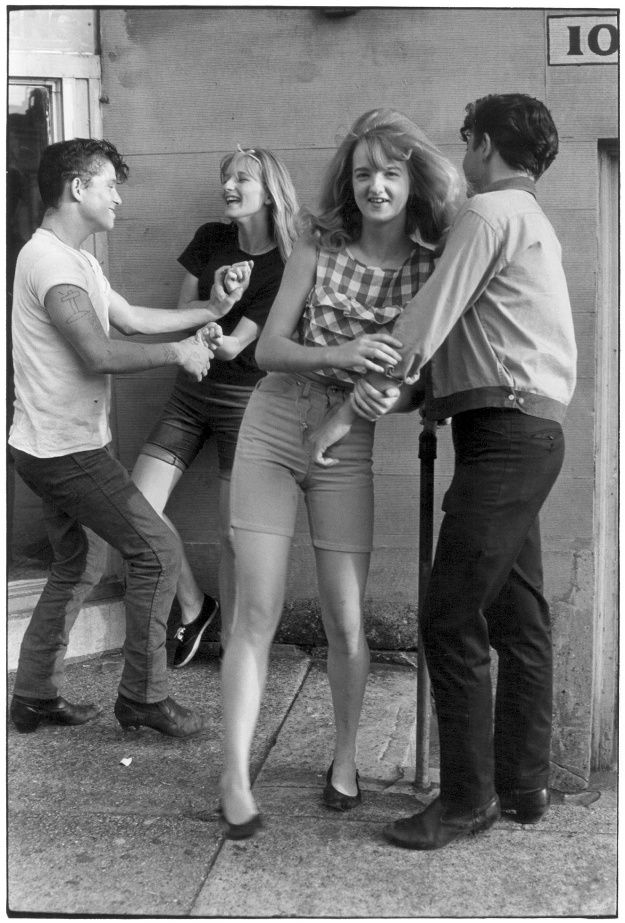 Teenage Couples From Duke Digital Collections -9093