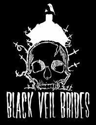 Image result for black veil brides designs