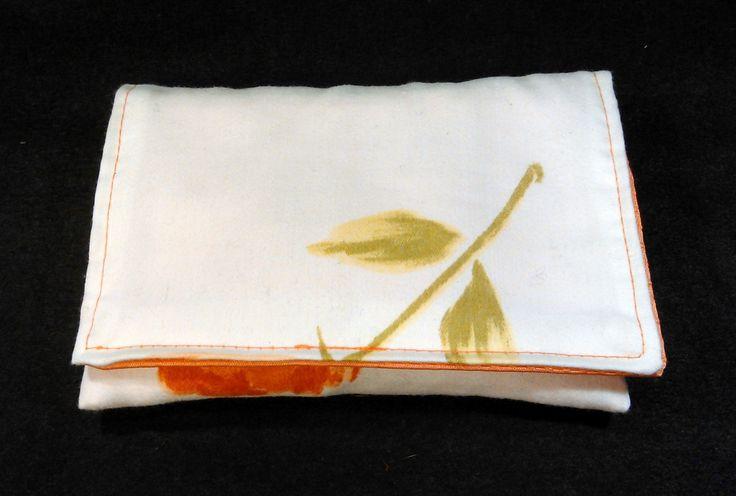 bouillotte sèche de poche remplie de riz : Soin, bien-être par be-a-zen-broderie