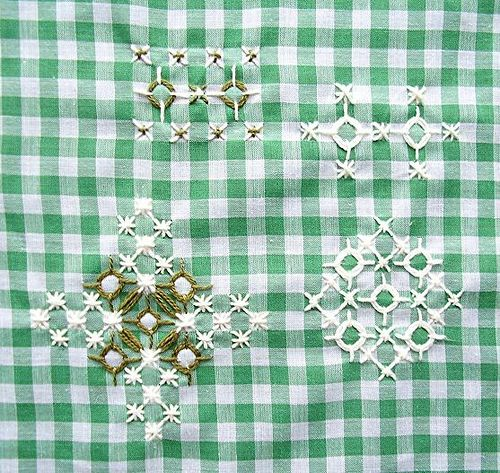 More Chicken Scratch for January by crazyQstitcher, via Flickr