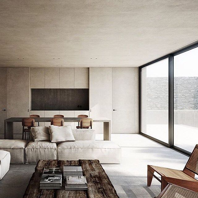 A stylish home in France where old and new harmoniously come together by Nicolas…