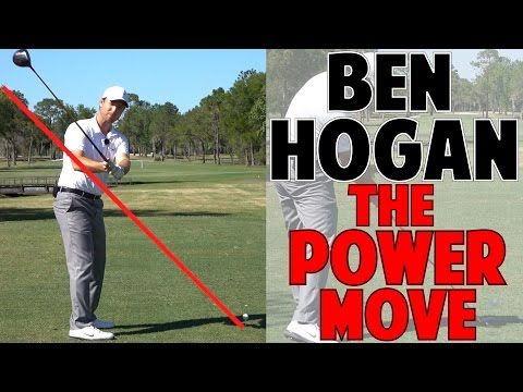BEN HOGAN POWER MOVE | Learn It Now! - YouTube
