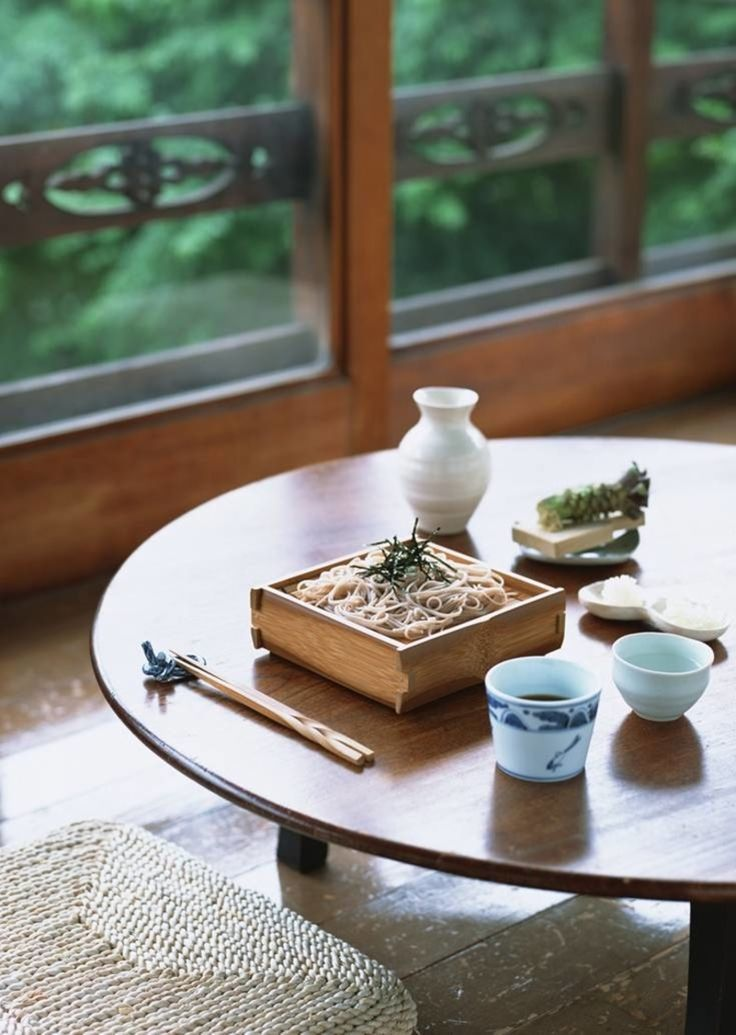 Mejores 15 im genes de udon en pinterest cocina japonesa for Mesa japonesa tradicional