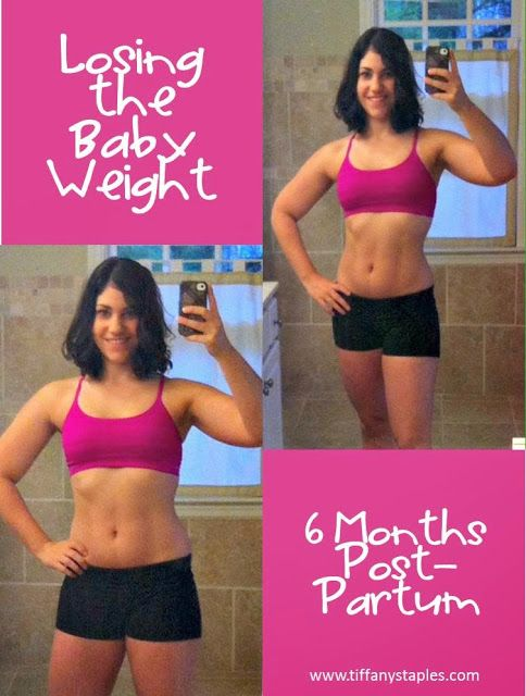 weight loss plateau 6 weeks postpartum
