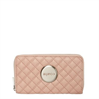 Rev Mim Wallet. Now I do already have this in black, but the soft pink is so cute and has a completely different vibe to it. #mimcomuse