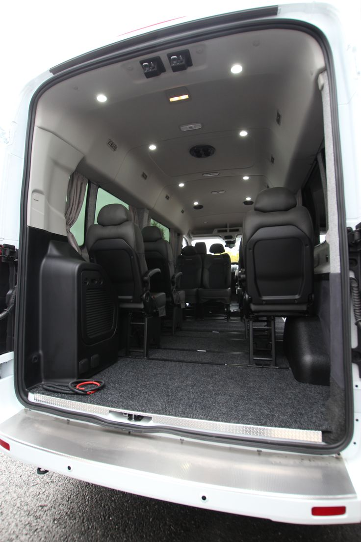 Ford Transit Tamlans Disabled Taxi