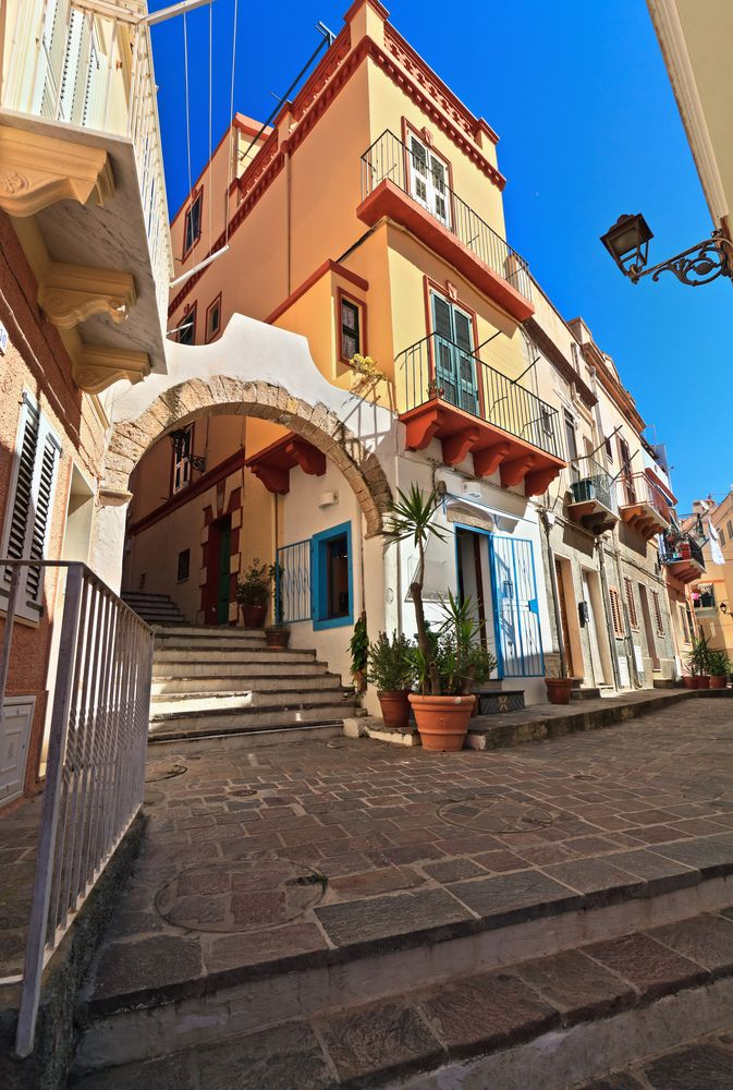 Carloforte, Sardegna, Italy