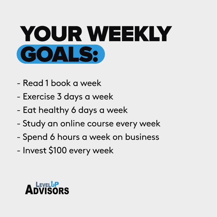 Setting your weekly goals is more important than anything else when it comes to your goals. This is what matters and will carry you through when you hit a roadblock or experience a setback. . . . . #investors #bitcoinnews #bitcoinusa #forexlifestyle #bitcoin #realestateinvesting #realestateinvestor #realestatelife