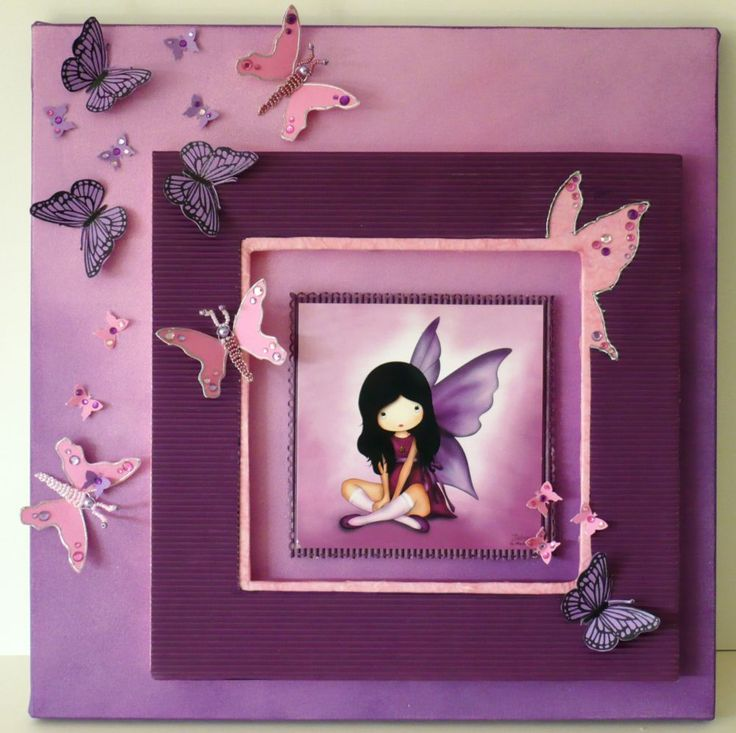 expertes-home-deco - Pas à Pas Joli papillon par Christine (anim Lescar)