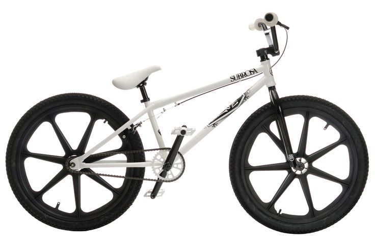 """Back in 2009 the folks at Subrosa made this 24"""" BMX crusier called the Letum. It was a dope park bike that came stock with a nice set of 24"""" Skyway Tuff's"""