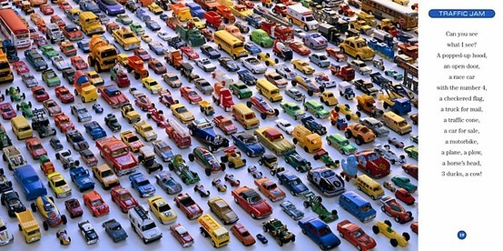 #Toy #Cars #Collection Traffic Jam