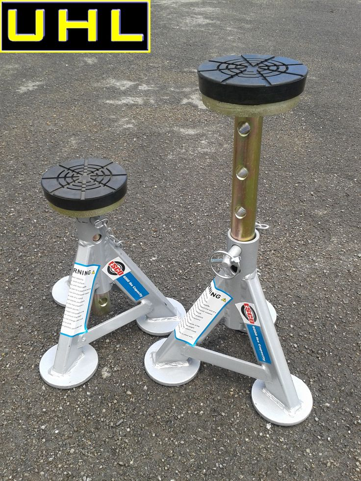 Great Esco 10499 Jack Stands 3 Ton Weight Capacity With