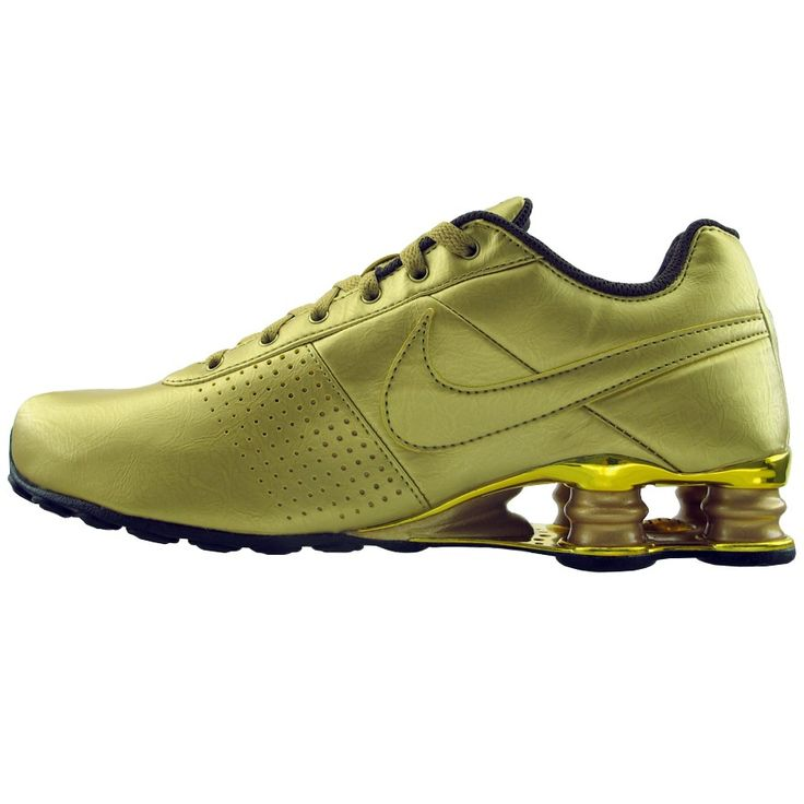 womens nike shox deliver yellow red