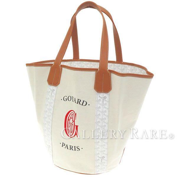ゴヤール トートバッグ ベラーラ キャンバス Belharra GOYARD バッグ リバーシブル ロゴ