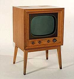 Television, 1950 - During the 1950s, television became the dominant media.