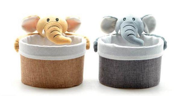 Pongotodo elefante - Portadotodo elefante, 2 modelos surtidos
