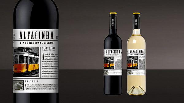 Bruno Rolo Design - Rótulos | Labels Brand: Alfacinha Client: Parras