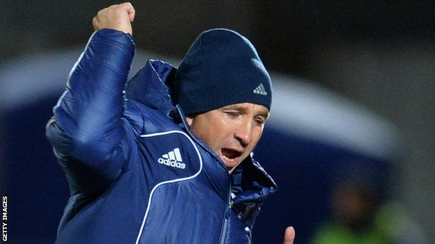 Dan Petrescu leaves role as Dynamo Moscow boss - Article From BBC Website - http://footballfeeder.co.uk/news/dan-petrescu-leaves-role-as-dynamo-moscow-boss-article-from-bbc-website/