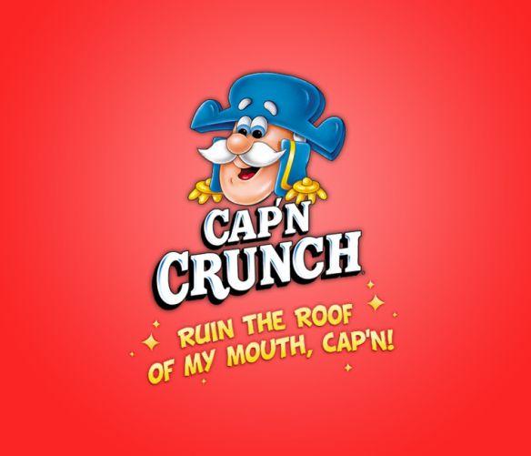 Honest Slogans For Cap'n Crunch
