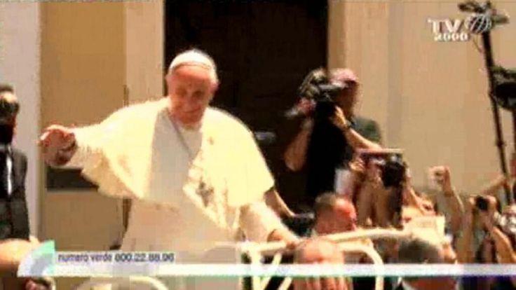 Il Papa incontra i sacerdoti: contrastare l'individualismo pastorale - #PapaFrancesco #PapaFrancescoCalabria #chiesa #LameziaClick