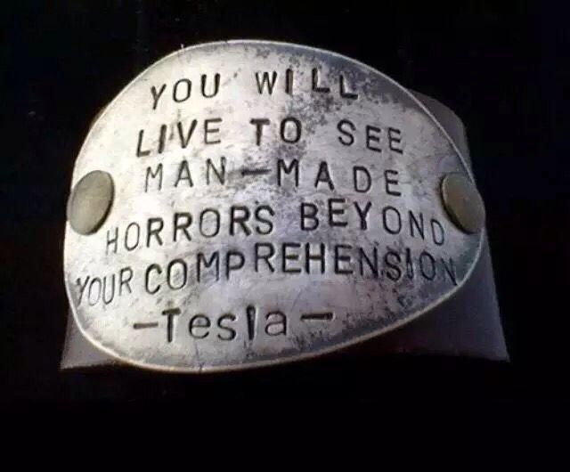 I like this Tesla quote Tesla quotes, Nikola tesla
