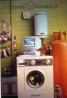 Ritrovamenti: Olivetti Domus Life