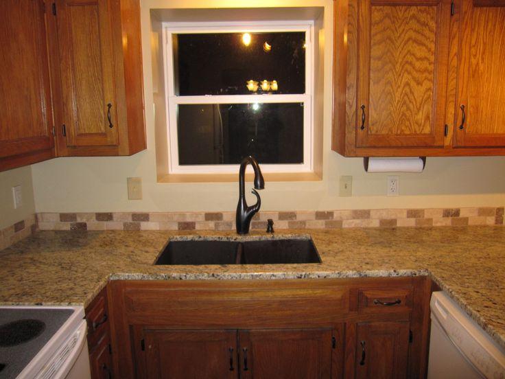 Rubbed Hardware Kitchen Bronze