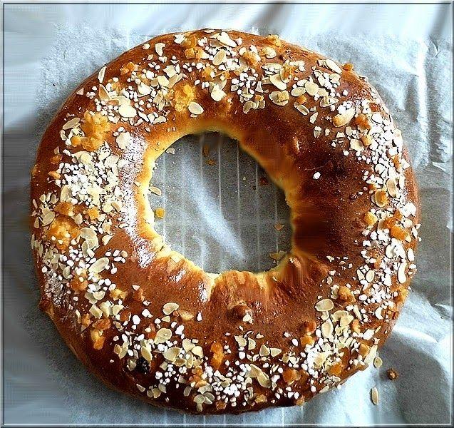 Limara péksége: Túrós Háromkirályok napi sütemény