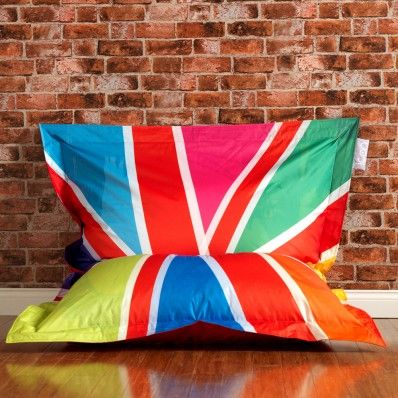 Icon Bean Bag Union Jack Union Jack Bean Bags Union
