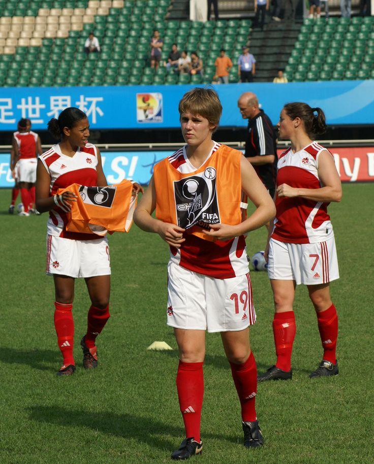 FIFA Women's World Cup China 2007 | Sophie Schmidt