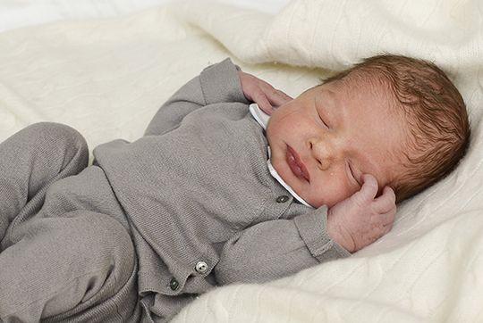 Prinsessparets son - Sveriges Kungahus
