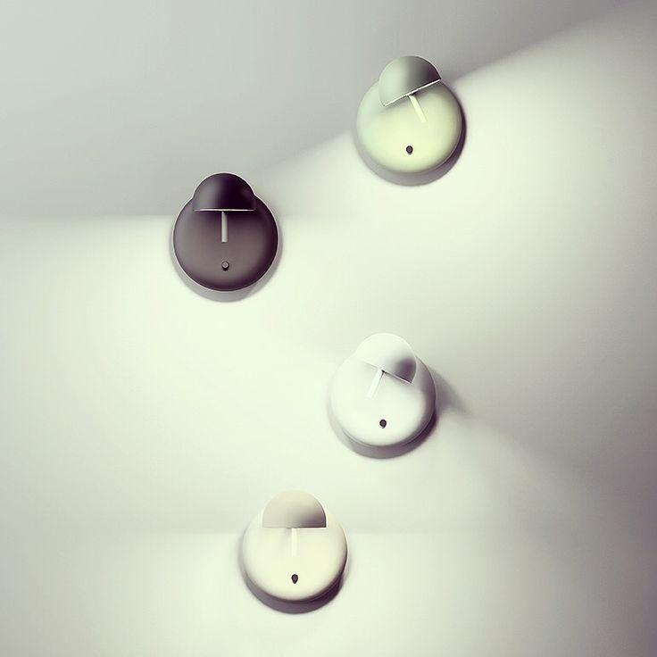 Czy widzieliście już designerski kinkiet firmy Vibia - Pin ? Świetnie prezentuje się w sypialni stwarzając idealne warunki do wieczornej lektury. Oprawa dostępna jest w 4 kolorach o mocy 4.5W LED w temperaturze 2700K