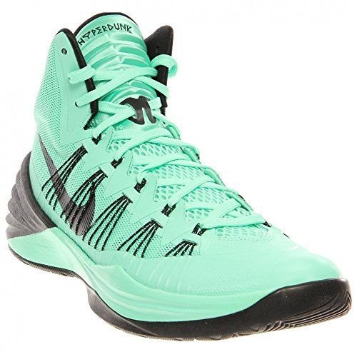 Nike Hyperdunk 2013 Mens Basketball Shoes 599537-302 Green Glow 11.5 M US Nike