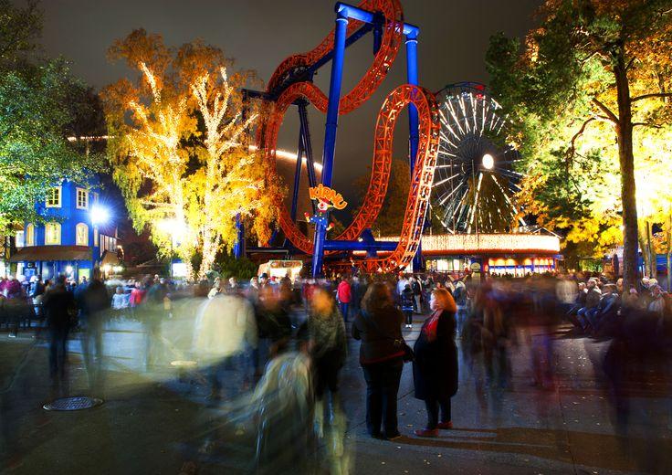 Linnanmäki, Finland amusement park