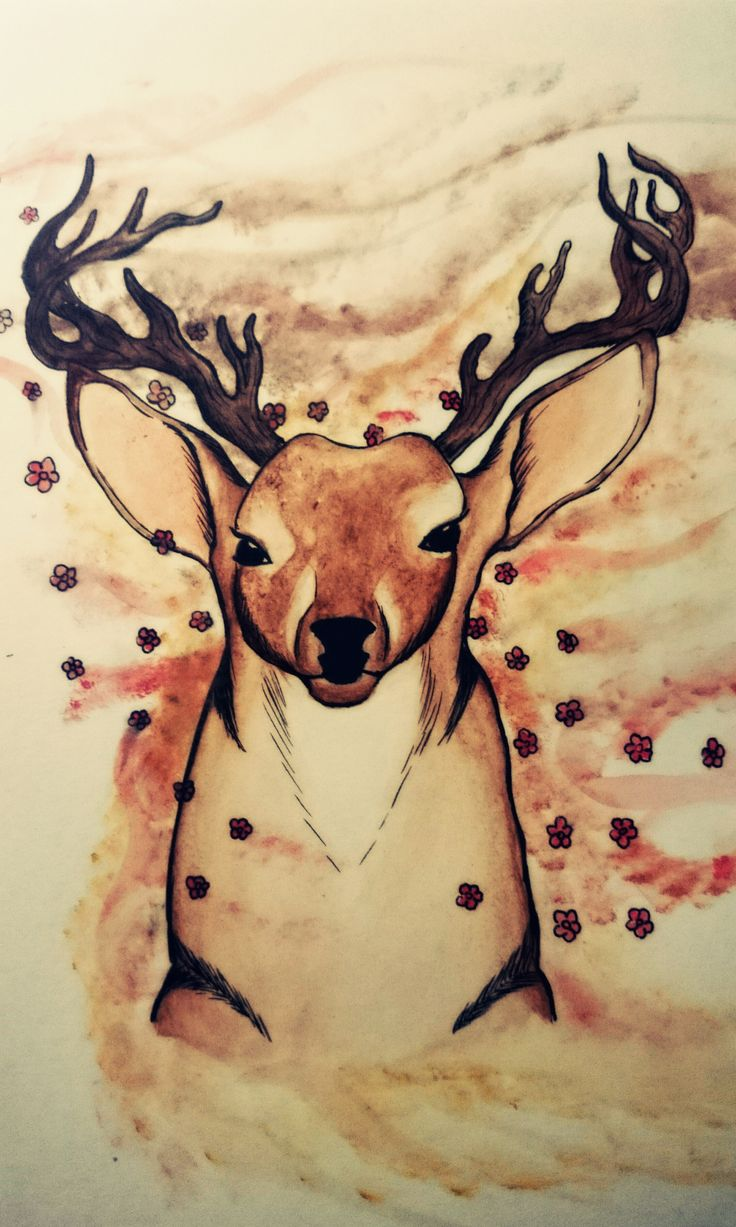 Venado (WaterColor)