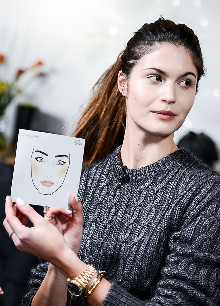 Behind the Scenes, Face chart