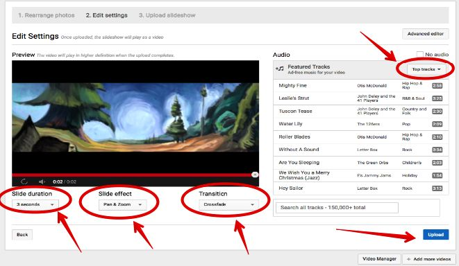 Teachers Guide to Creating Photo/Audio Slideshows Using YouTube Slideshow Creator ~ Educational Technology and Mobile Learning